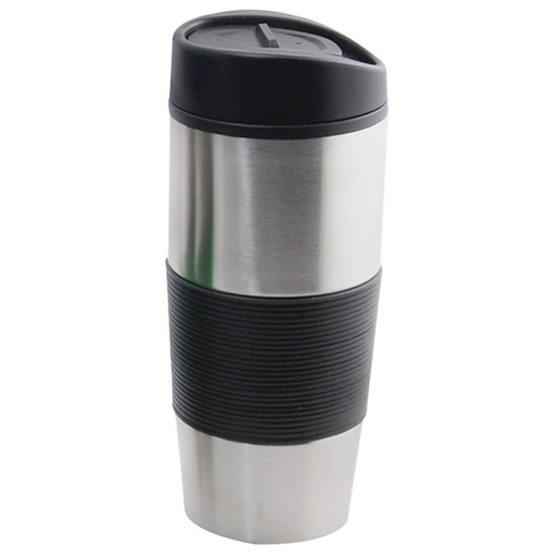16 oz Insulated Stainless Steel Travel Tumbler