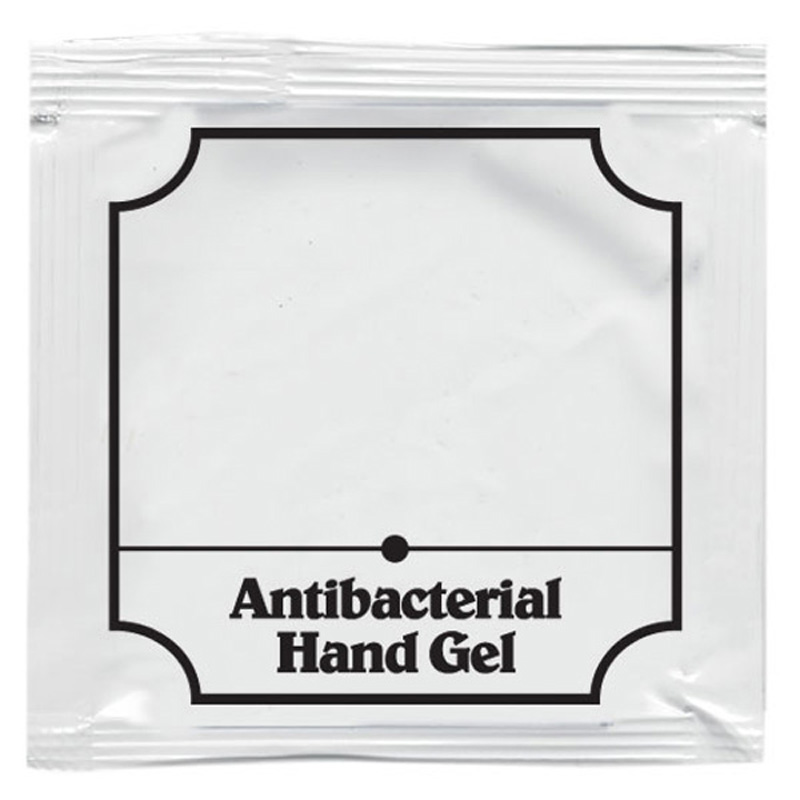 Hand Sanitizer Gel Packets (USA MADE)