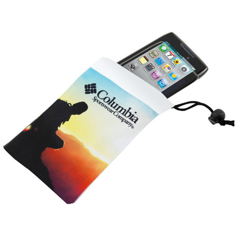 Full Color Drawstring Smartphone Case