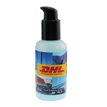 Hand Sanitizer Gel 4oz- Pump Bottle