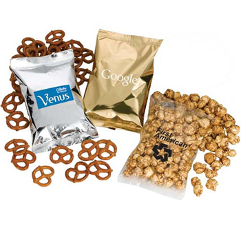 Pretzel Snack Bag