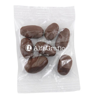 Snack Bag with Chocolate Almonds
