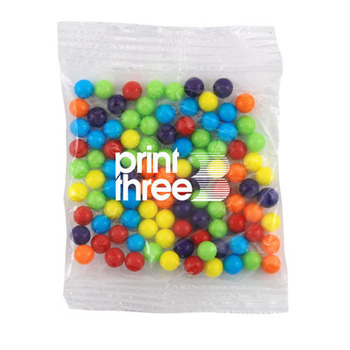 Snack Bag with Mini Jawbreakers