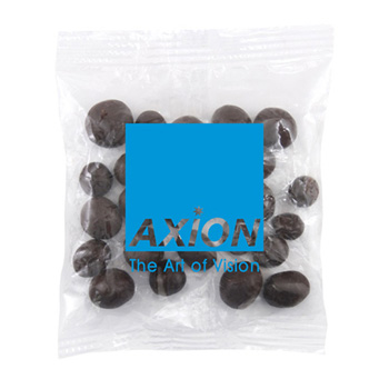 Snack Bag w/Chocolate Espresso Beans