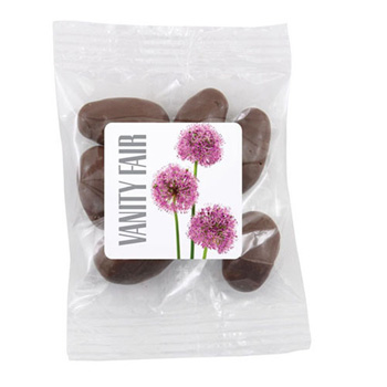 Snack Bag w/ Choc. Almonds