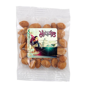 Snack Bag w/ Honey Roasted Peanuts