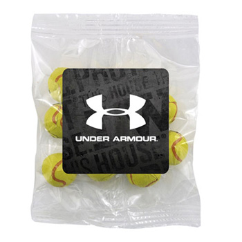 Snack Bag w/ Choc. Tennis Balls