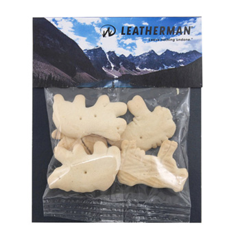 Billboard Bag with Animal Crackers