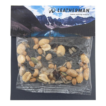 Billboard Bag with Trail Mix
