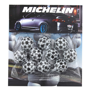 Billboard Bag with Choc. Soccer Balls