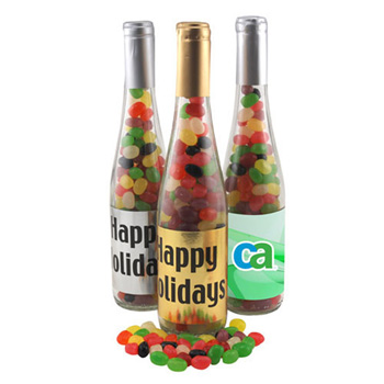 Champagne Bottle w/ Jelly Beans
