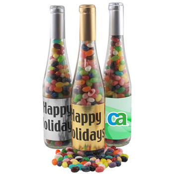 Champagne Bottle w/Jelly Bellies