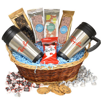Premium Mug Gift Basket-Starlight Mints