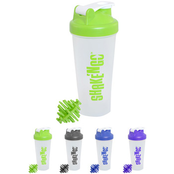 Shaker Bottle 24oz with Mixing Ball