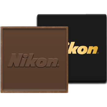 Chocolate Bar In Soft Touch Modern Gift Box