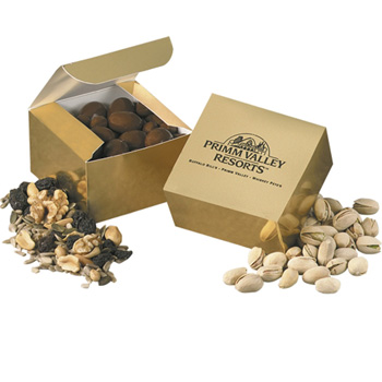 Gift Box with Choc Sunflower Seeds