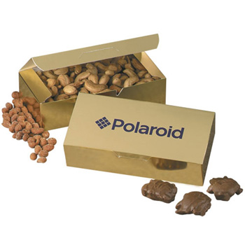 Gift Box with Animal Crackers