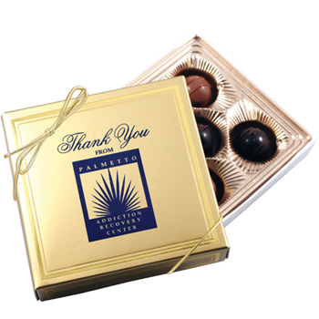5 Chocolate Trufffle Gift Box