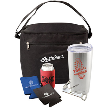 Everything But the Beer Duffel Bag Gift Set