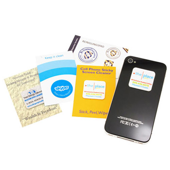 Smartphone Square Cling Wipe
