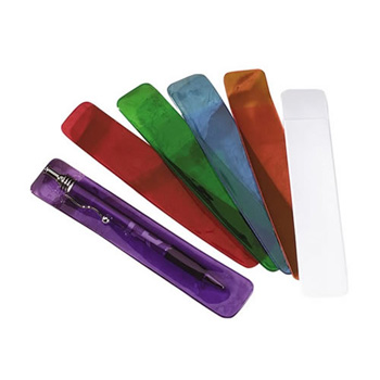 Translucent Pen Sleeve