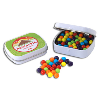 Mini Hinged Tin- Mini Jaw Breakers