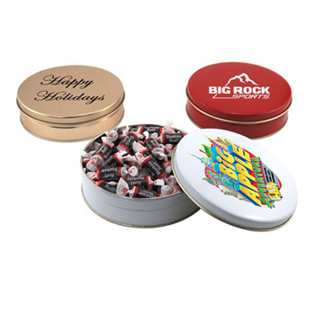 Gift Tin with Tootsie Rolls