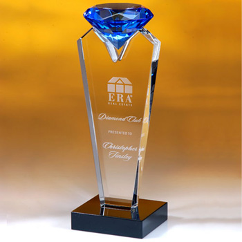 Akron Blue Diamond Award