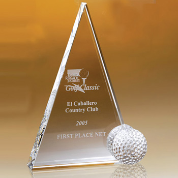Findlay Triangular Award Golf Ball
