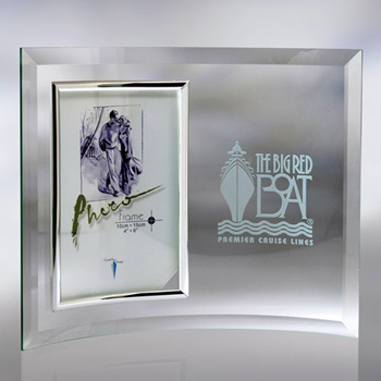 Maumee Curved Picture Frame