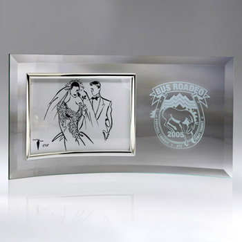 Middletown Curved Horizontal Picture Frame
