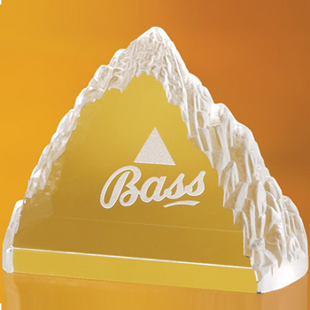 Jacobus Mountain Shaped Award