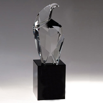 Barre Eagle Shape Award