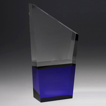 Boxborough Trapezoid Shaped Award