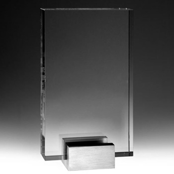 Bridgewater Rectangular Award