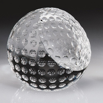 Falmouth Golf Ball Slanted Front