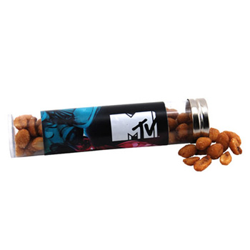 Tube with Honey Roasted Peanuts