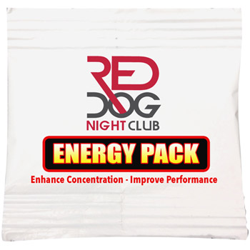 Energy Packets - Full Color