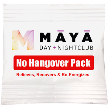 Hangover Tablet Packets